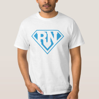 Super RN - Blue T-Shirt