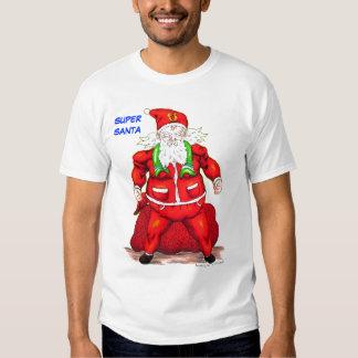 Super Santa, SUPER SANTA Shirts