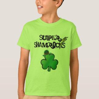 Super Shamrocks T-Shirt