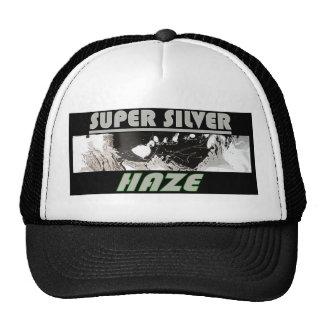 SUPER SILVER HAZE TRUCKER HAT