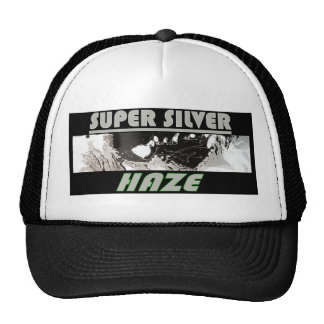 SUPER SILVER HAZE TRUCKER HAT