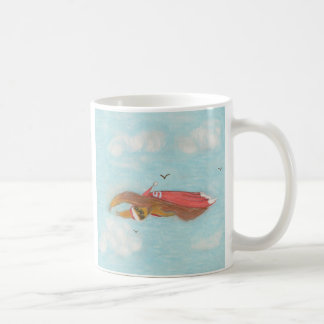 Super Sloth Santa Coffee Mug