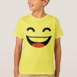 Super Smile emoji T-Shirt