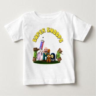 Super Snoops Jr. Detectives Baby T-Shirt