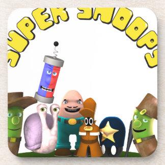Super Snoops Jr. Detectives Coaster
