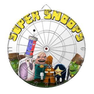 Super Snoops Jr. Detectives Dartboard