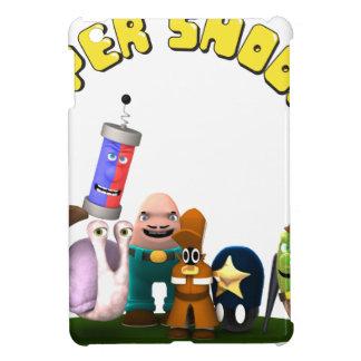 Super Snoops Jr. Detectives iPad Mini Covers