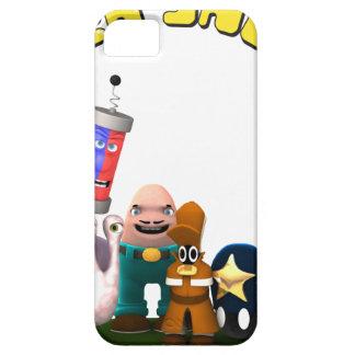 Super Snoops Jr. Detectives iPhone 5 Case