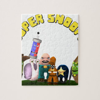 Super Snoops Jr. Detectives Jigsaw Puzzle