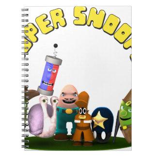 Super Snoops Jr. Detectives Notebooks