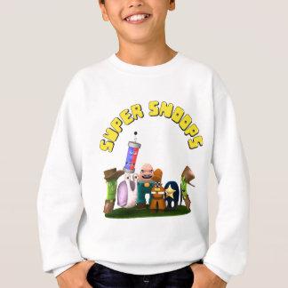 Super Snoops Jr. Detectives Sweatshirt