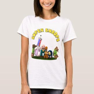 Super Snoops Jr. Detectives T-Shirt