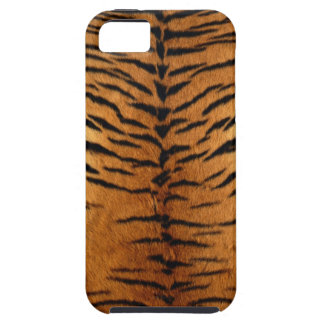 Super Soft and Natural Tiger Skin iPhone 5 Cover