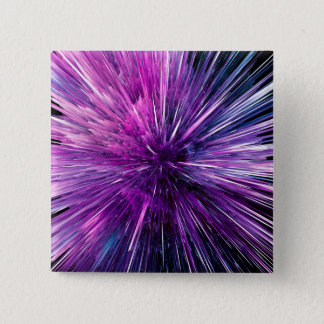 Super sonic - gorgeous purple 2 inch square button