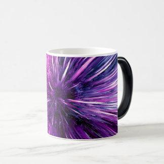 Super sonic - gorgeous purple magic mug