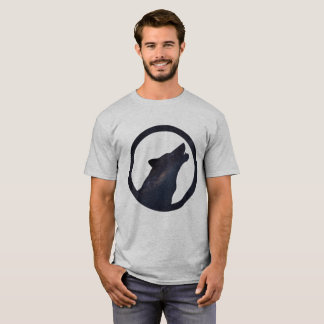 Super Sonic Wolf Pack Galaxy Symbol Shirt