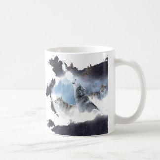 Super Sonic Wolf Pack Mug