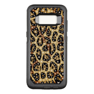 Super Star Cheetah Abstract OtterBox Commuter Samsung Galaxy S8 Case