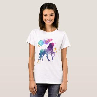 Super Star Galaxy Unicorn T-Shirt