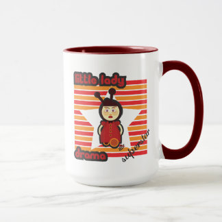Super Star Little Lady Drama Mug