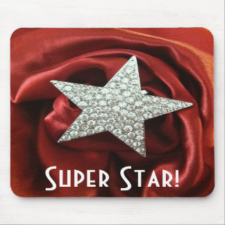 Super Star Mouse Pad