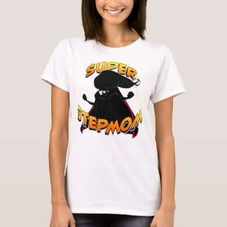 Super Stepmom T-Shirt