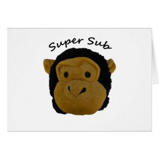 Super Sub Card