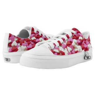 Super Sweet candy heart shoes
