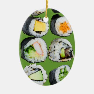 Super Sweet Sushi Ornament