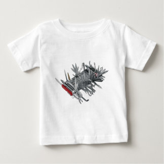 Super Swiss Army Knife Baby T-Shirt