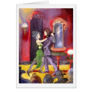 ** Super Tango ** Card