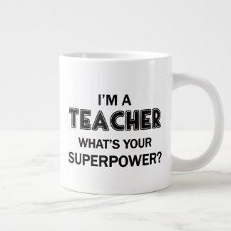 Super Teacher Large Coffee Mug
