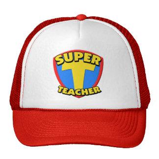 Super Teacher Trucker Hat