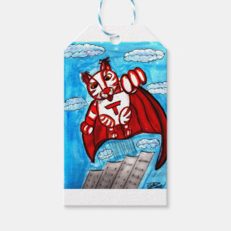 Super Tiger Gift Tags
