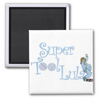 Super Tool Lula magnet