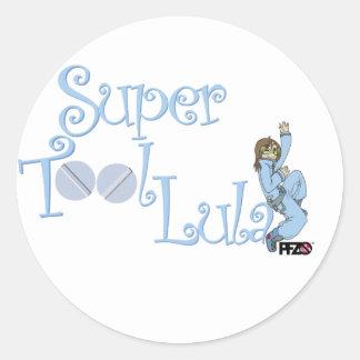 Super Tool Lula sticker