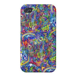 Super Trippy Iphone Case