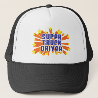 Super Truck Driver Trucker Hat