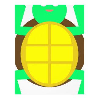 Super Turtle Letterhead