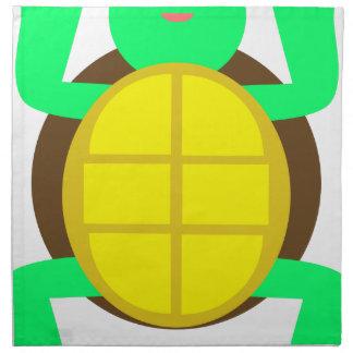 Super Turtle Napkin