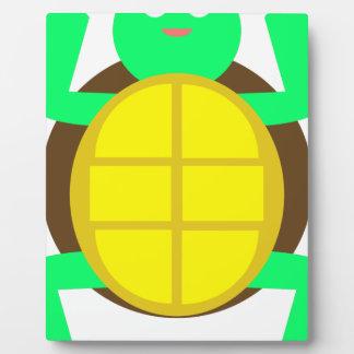 Super Turtle Plaque