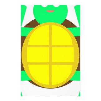 Super Turtle Stationery