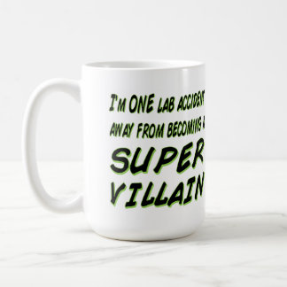 Super Villain 3 Coffee Mug
