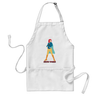 Super Woman Apron