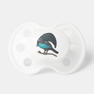 Superb Bird-of-Paradise Baby Pacifiers