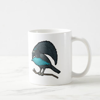 Superb Bird-of-Paradise Coffee Mug