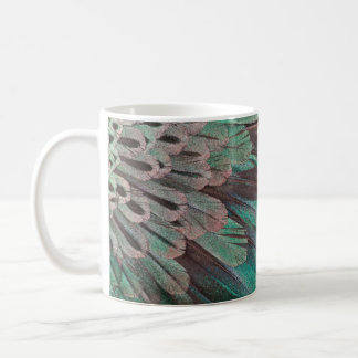 Superb Bird of Paradise feathers Coffee Mug