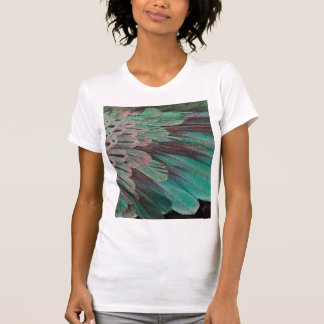 Superb Bird of Paradise feathers T-Shirt
