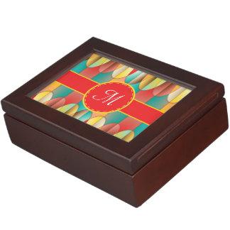 Superb colors keepsake box