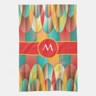 Superb colors kitchen towel